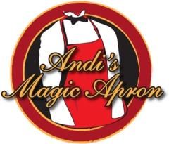 AndisMagicApron Logo